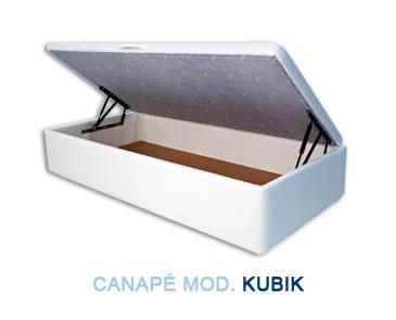 Canapé KUBIK - Colchones Grupo Descanso