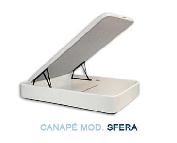 Canapé SFERA - Colchones Grupo Descanso