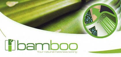 Tratamiento Bamboo para colchones - Grupo Descanso